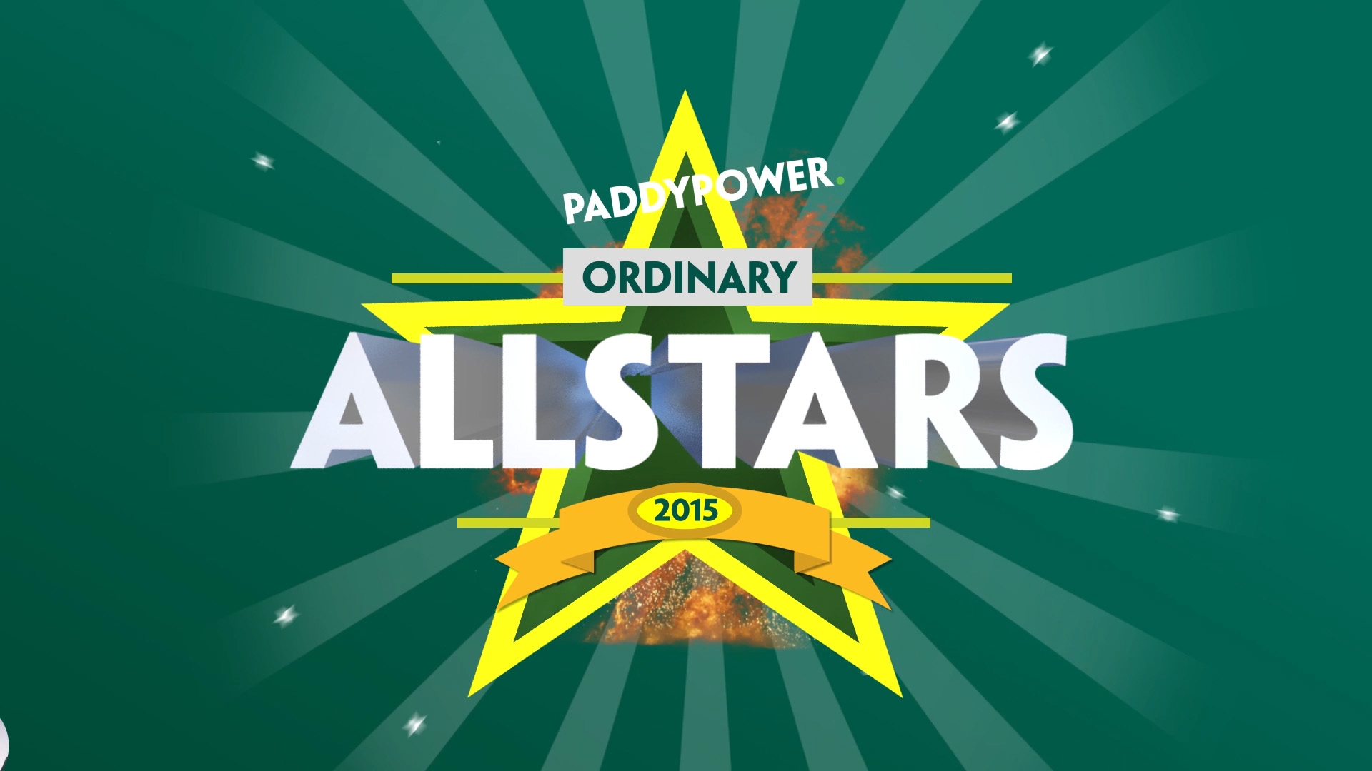 Paddy Power - All Stars Videos