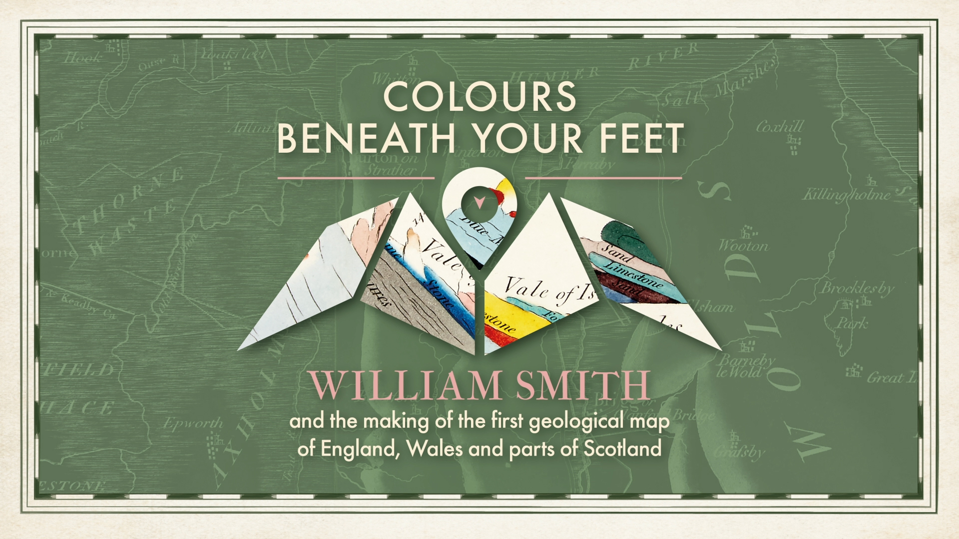 North Lincolnshire Museum - William Smith - Colours Beneath Your Feet